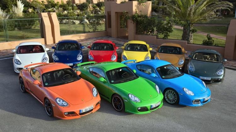 Названы самые непопулярные цвета автомобилей 1