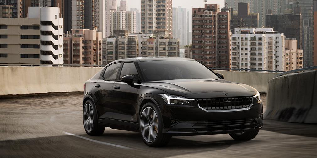 Polestar улучшил управляемость конкурента Tesla Model 3 1