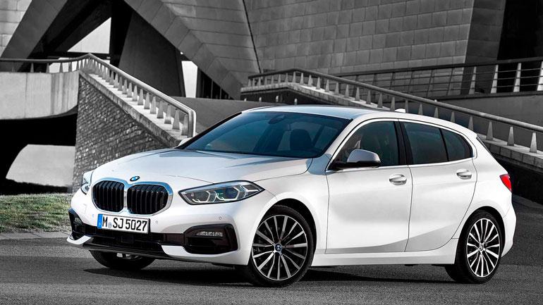 BMW готовит новую электрическую модель i1 1