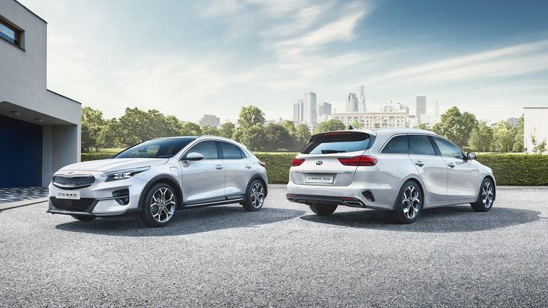 Kia представит 16 электромобилей в течение шести лет 2