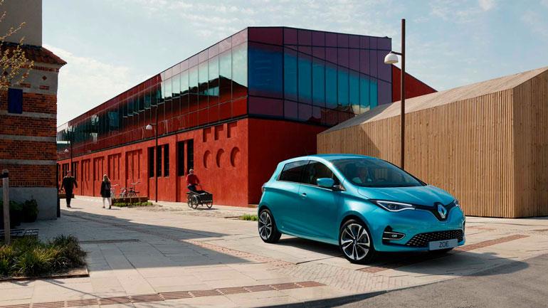 Renault Zoe претендует на звание самого дешевого электромобиля 1