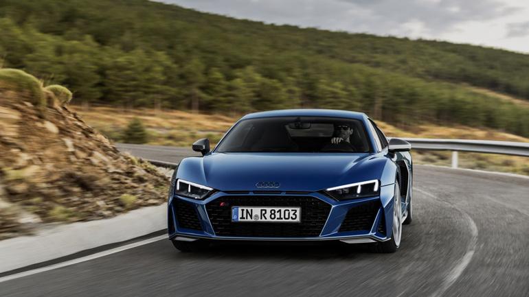 Audi готовит к выпуску 20 электромобилей 5