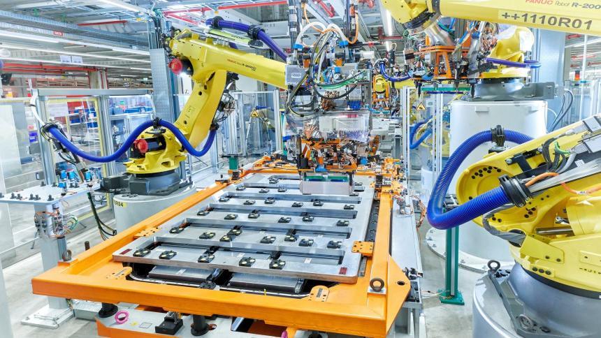Audi хочет закупать батареи для электрокаров у китайцев 1
