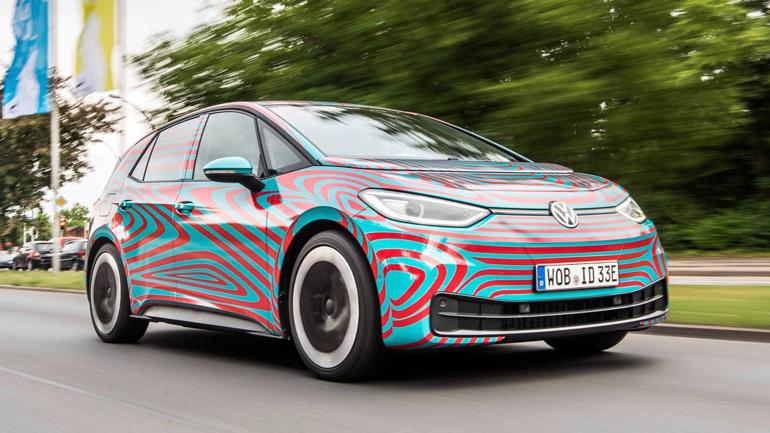 Audi готовит к выпуску 20 электромобилей 1