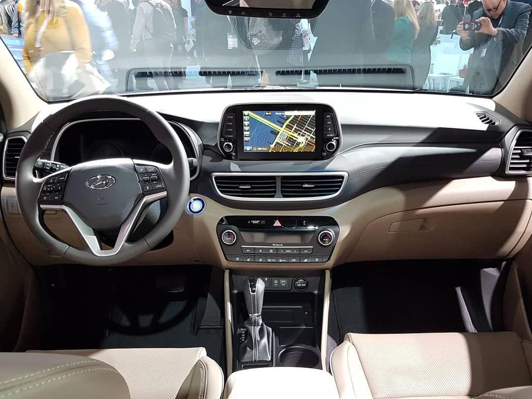 Hyundai презентовал новый Tucson 2