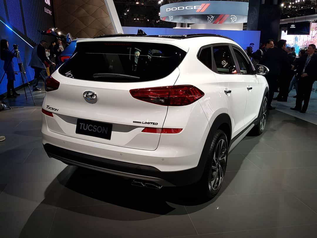 Hyundai презентовал новый Tucson 1