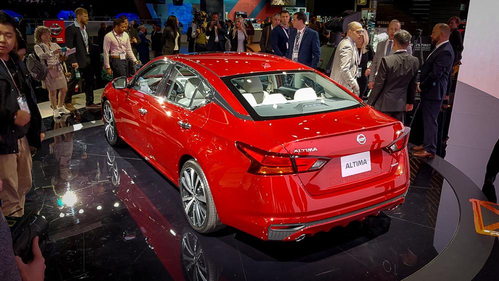 Nissan презентовал «дерзкую» новинку 2