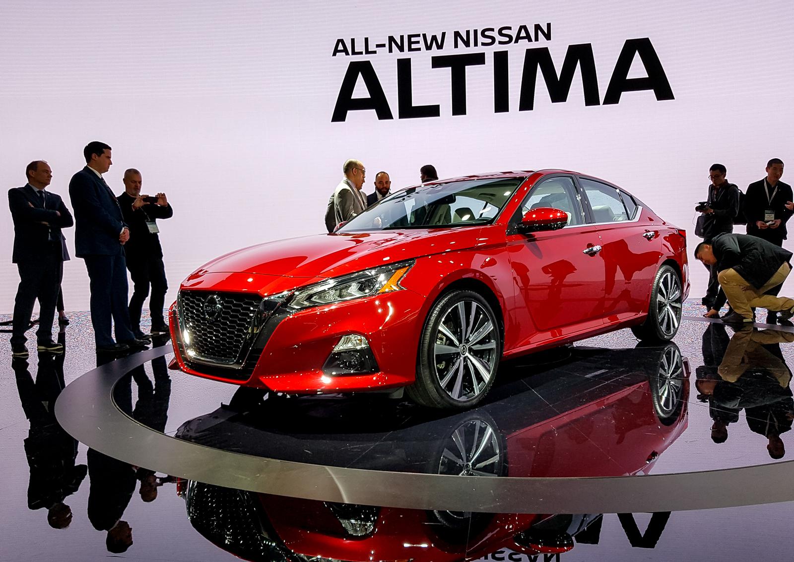 Nissan презентовал «дерзкую» новинку 1