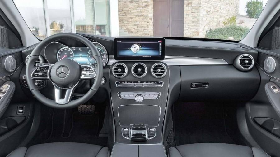 Mercedes-Benz EQ Sedan заменит С-Class 3