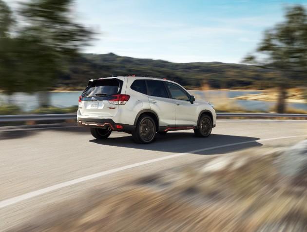 В Нью-Йорке дебютировал новый Subaru Forester 2