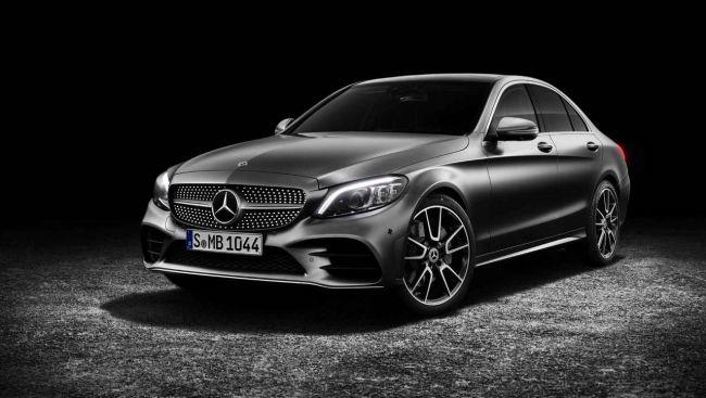 Mercedes-Benz EQ Sedan заменит С-Class 2