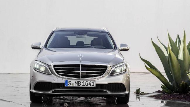 Mercedes-Benz EQ Sedan заменит С-Class 1