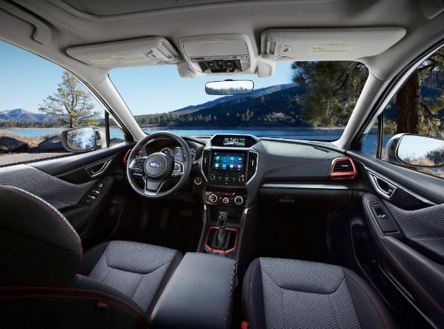 В Нью-Йорке дебютировал новый Subaru Forester 4