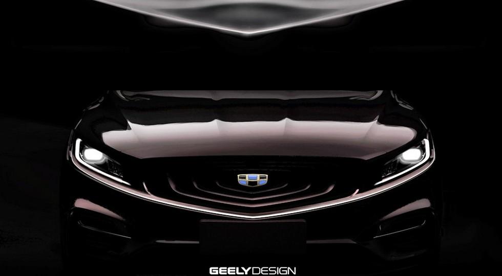Geely Emgrand GT обновился 1