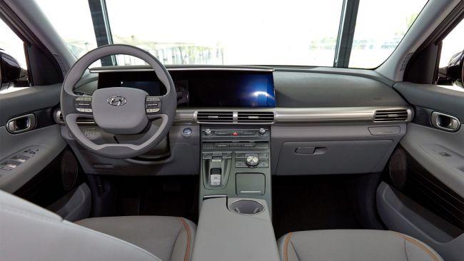 Водородный кроссовер Hyundai NEXO поступил в продажу 2