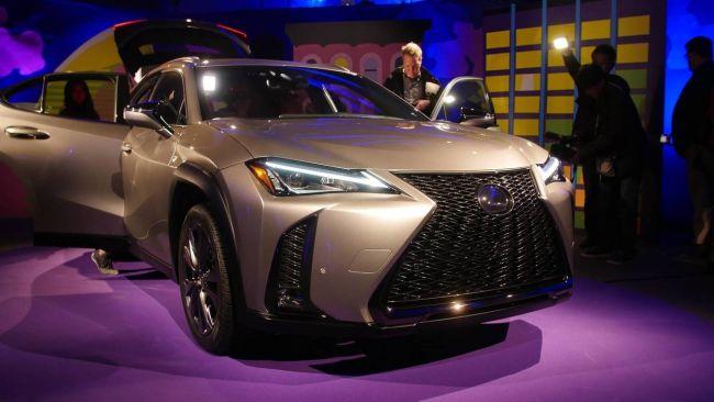 Lexus официально представил шикарный внедорожник 1
