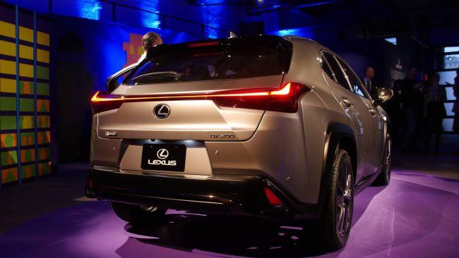 Lexus официально представил шикарный внедорожник 2