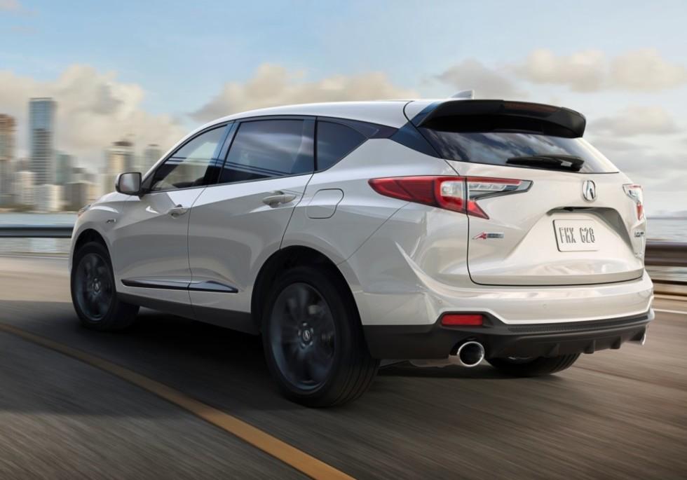 Acura представила кроссовер RDX нового поколения 1