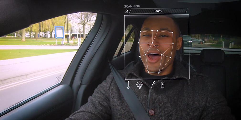 Jaguar Land Rover придумал систему для снятия стресса за рулем 1