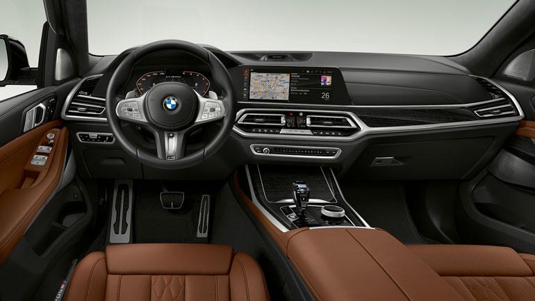 Alpina выпустит «заряженный» BMW X7 1