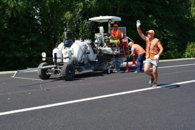 В Украине стали использовать пластик при реконструкции дорог 1