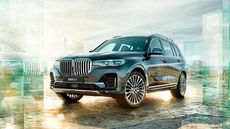 Alpina выпустит «заряженный» BMW X7 2