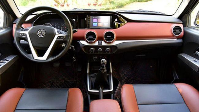 Обновленный пикап на базе Nissan Navara вышел на рынок 3