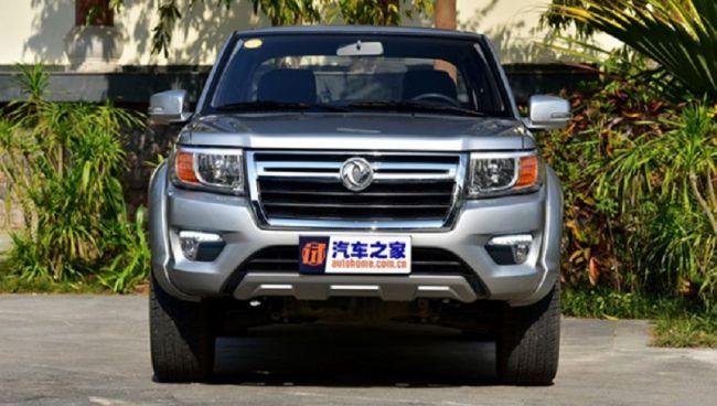 Обновленный пикап на базе Nissan Navara вышел на рынок 1