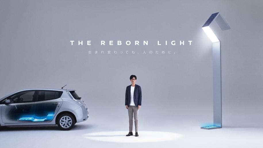 Отработанным батареям Nissan Leaf нашли применение 2