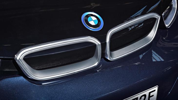 BMW представит новый электрический кроссовер 1