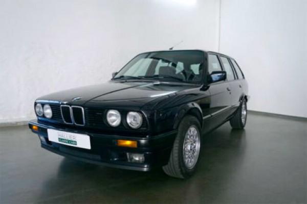 На ремонт старого BMW потратили 40 тысяч долларов 1