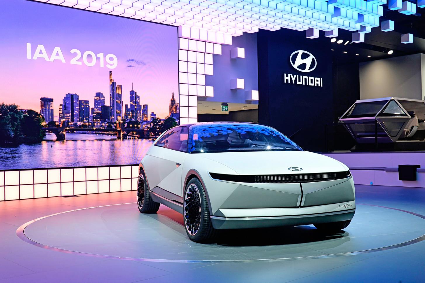 Hyundai обещает много новых моделей 2