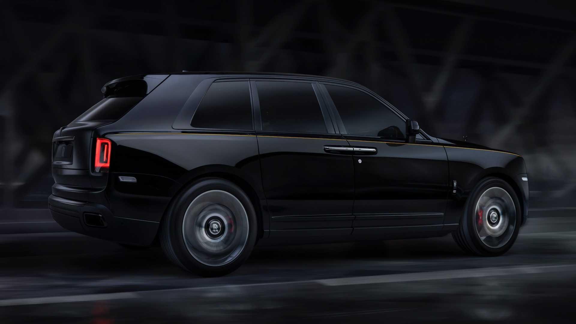Кроссовер Rolls-Royce стал мощнее и богаче 2