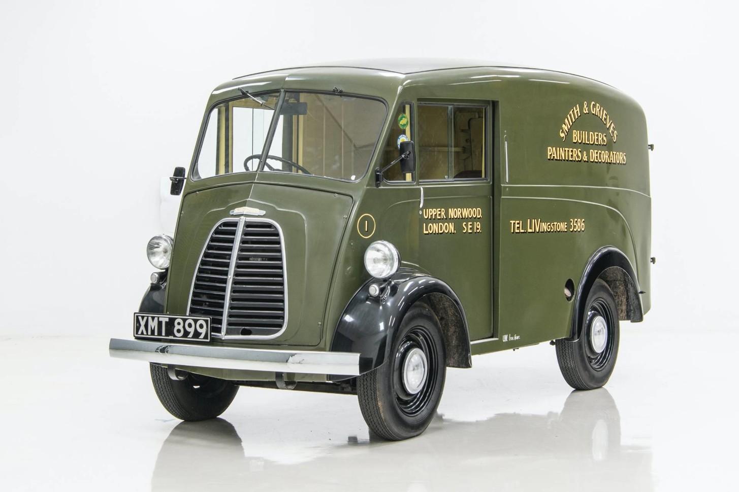Очень дорогой фургон из Великобритании 4