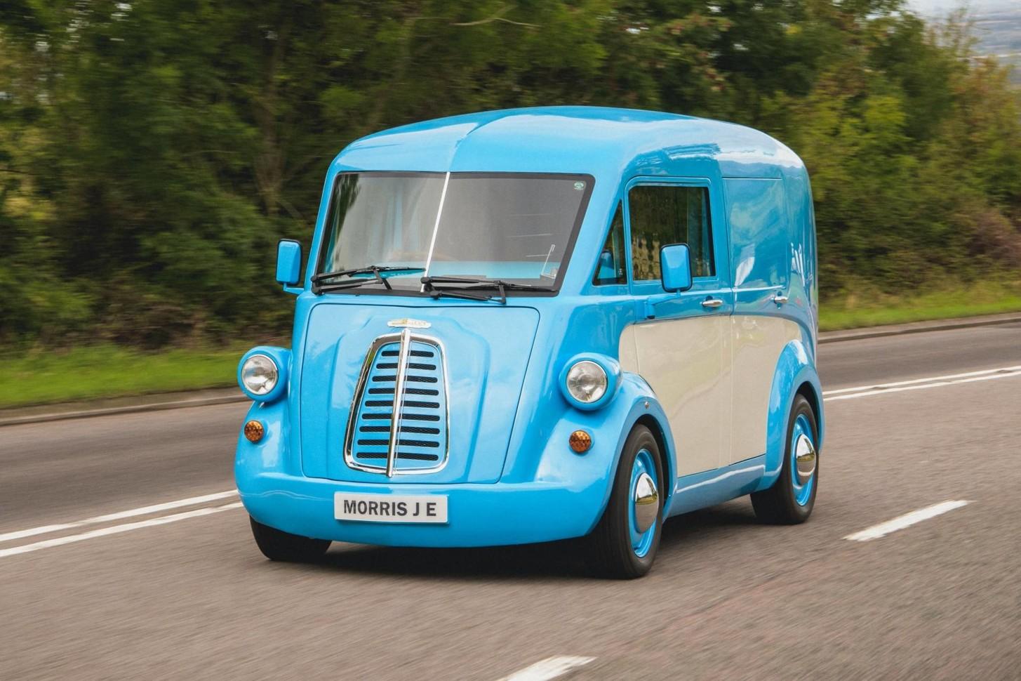 Очень дорогой фургон из Великобритании 1