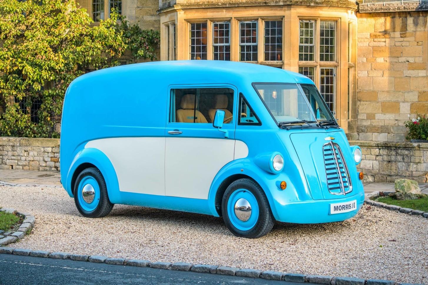 Очень дорогой фургон из Великобритании 3