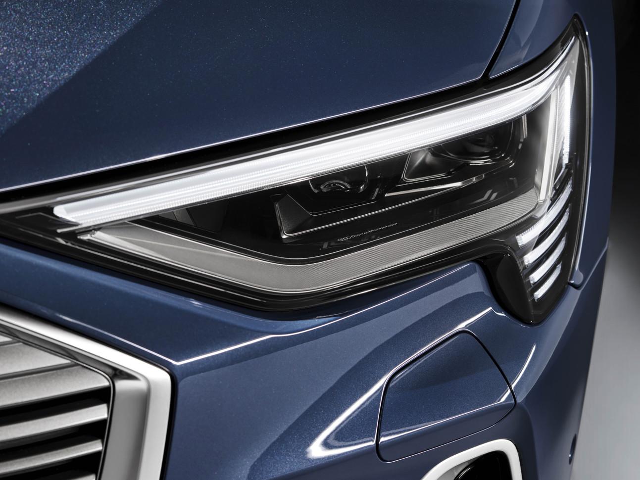 Audi показала «спортивный» электромобиль 2