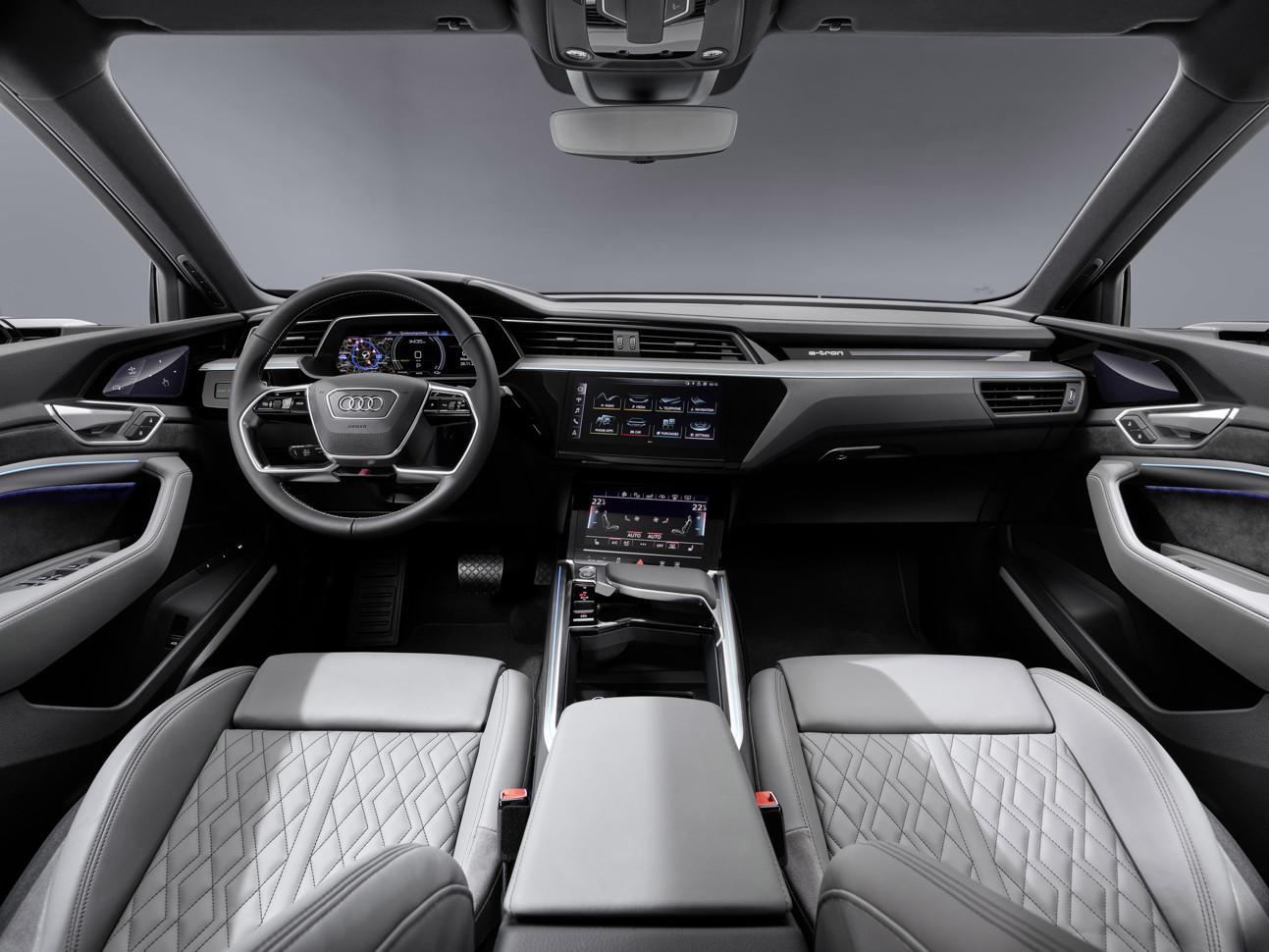 Audi показала «спортивный» электромобиль 3