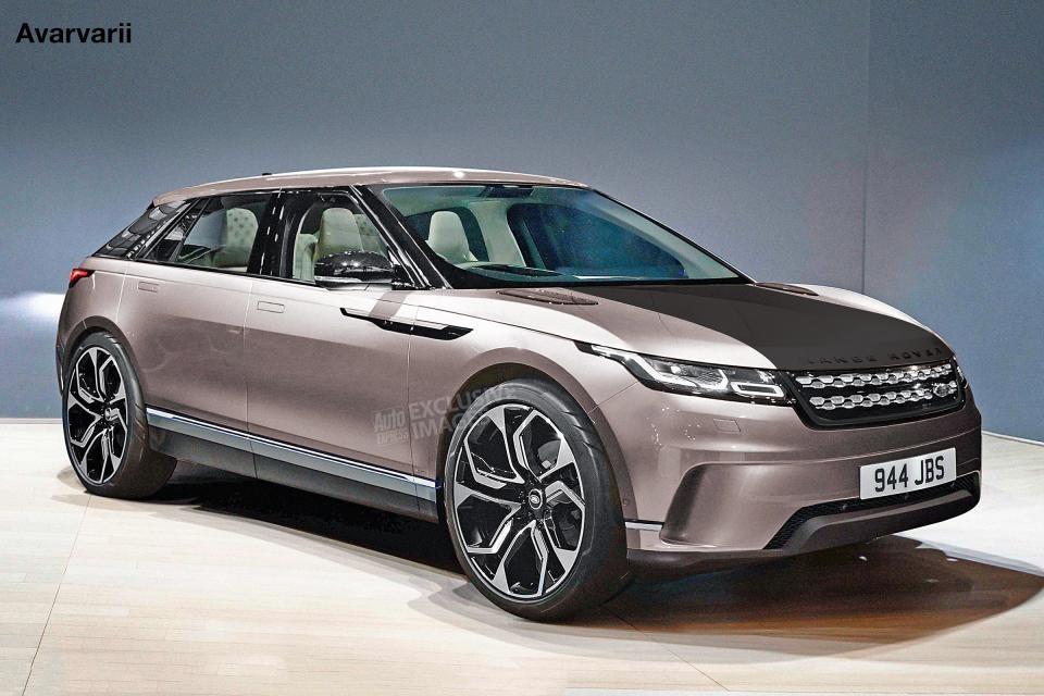 У Range Rover появится «почти» легковой автомобиль 1
