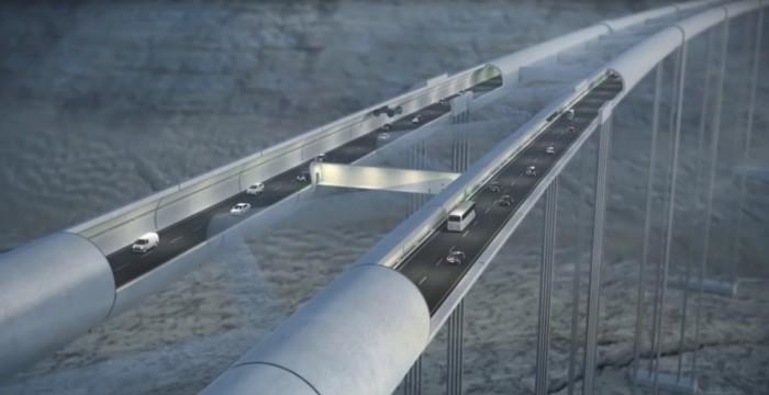 Норвежцы построят первую подводную автотрассу 1