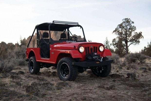 Jeep выиграл суд у компании, клонировавшей культовый американский внедорожник 2
