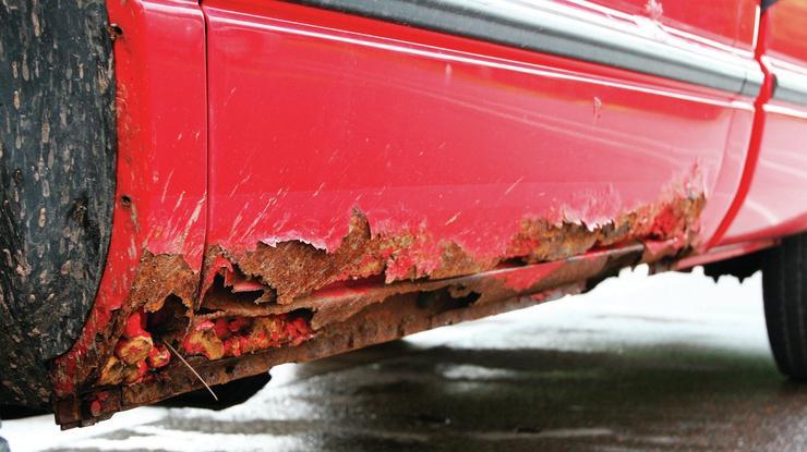 Почему не стоит держать автомобиль в гараже зимой — AvtoBlog.ua