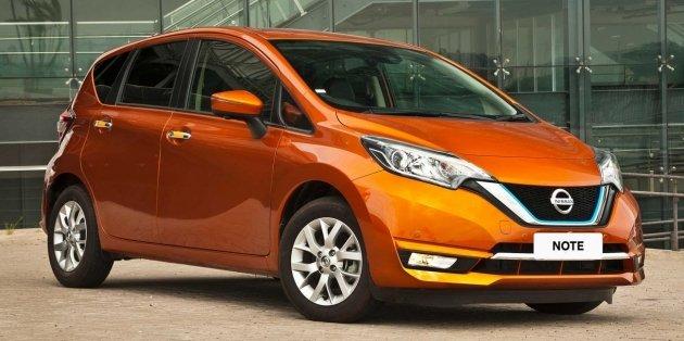 В сети появились сведения о Nissan Note нового поколения 1