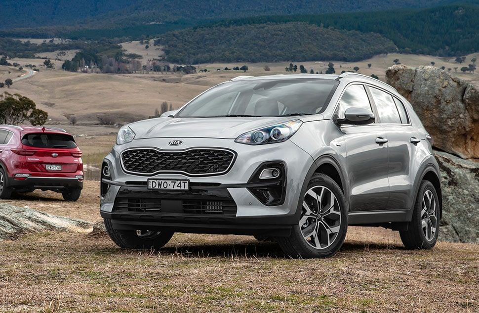 «Комфорт и легкость»: тест-драйв Kia Sportage 2019 1