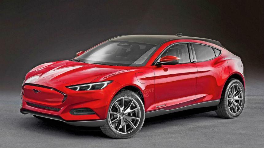 Volkswagen поделится платформой для нового Ford Mustang 1