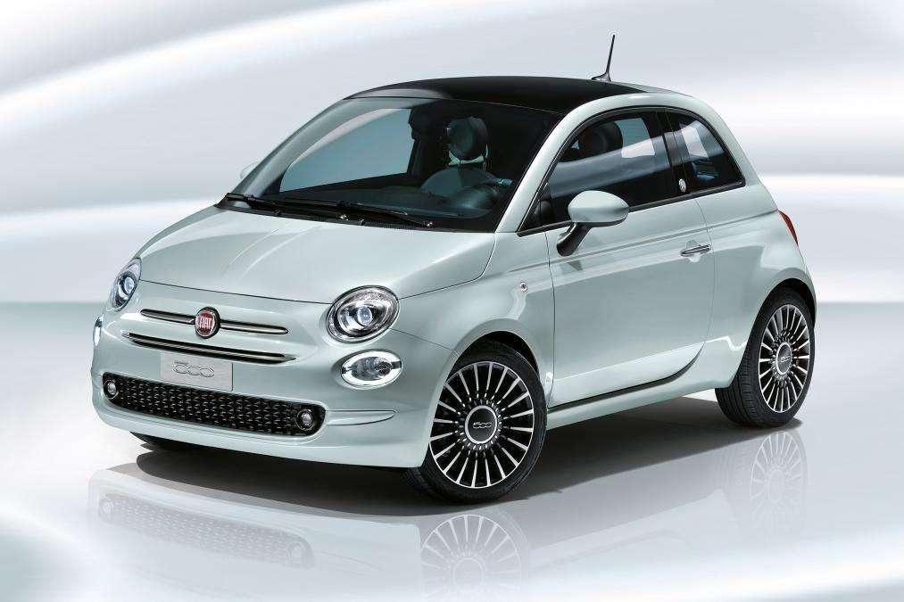 Fiat 500 электрифицировался 1