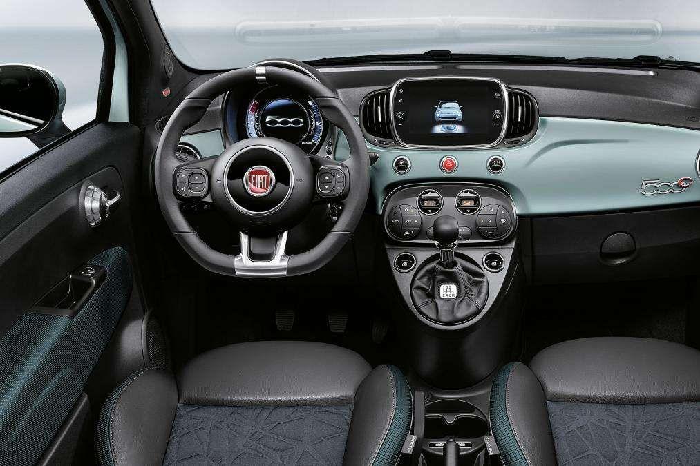 Fiat 500 электрифицировался 2