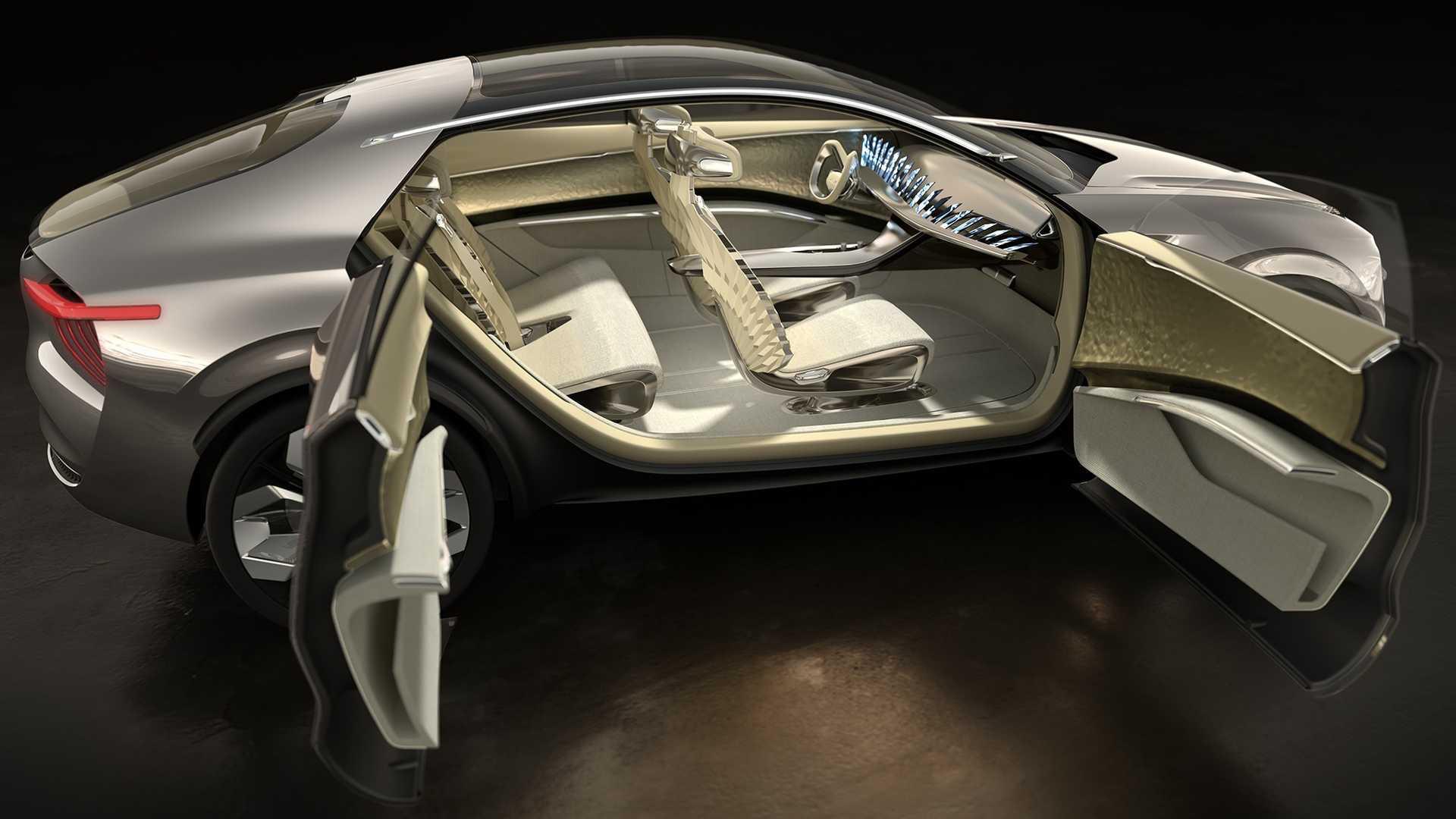 Kia выпустит 11 электромобилей за пять лет 2