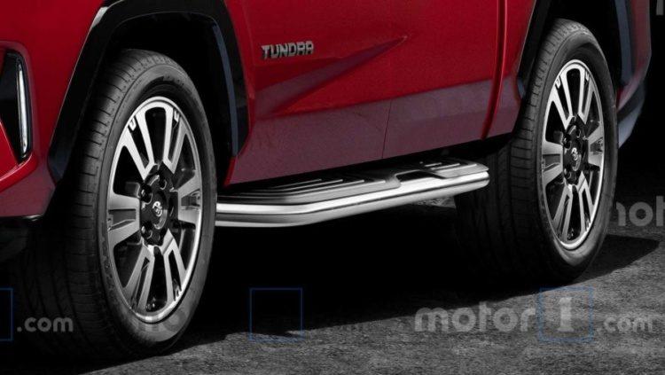 Опубликованы рендеры Toyota Tundra нового поколения 4
