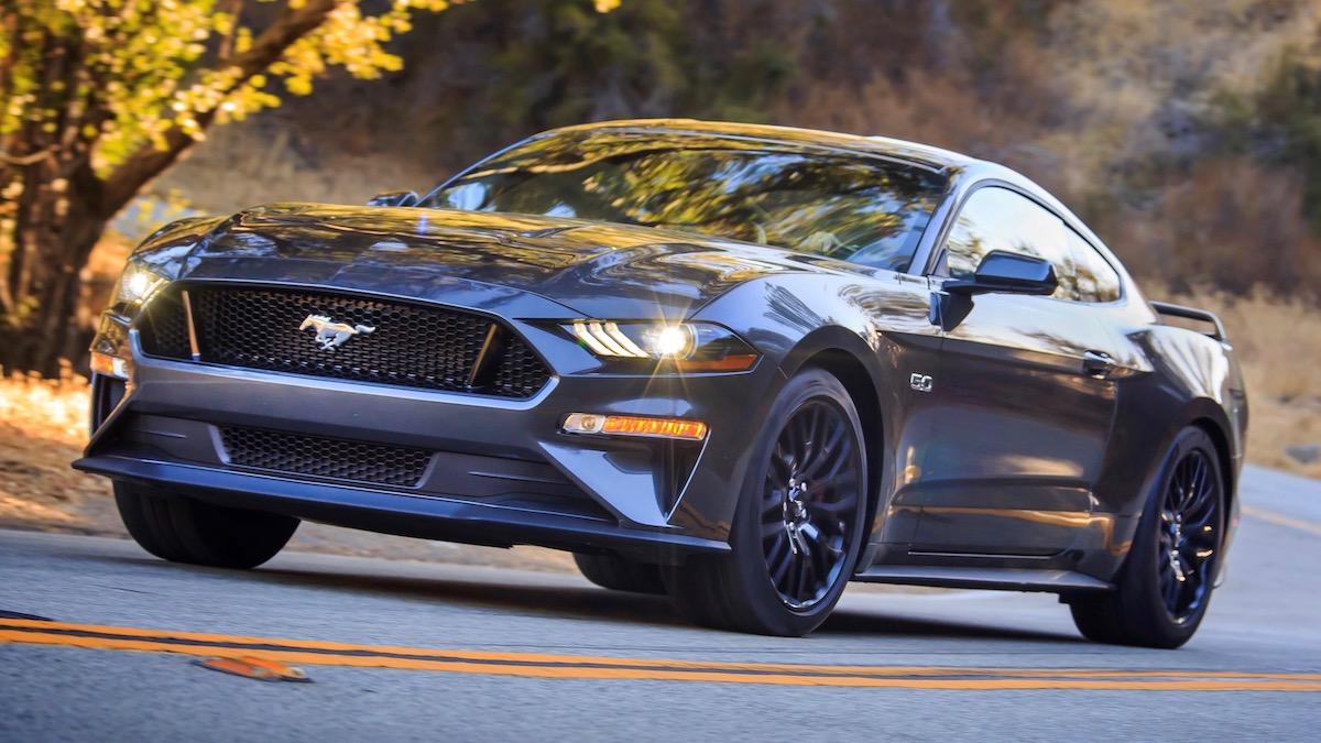 Американские полицейские купили Ford Mustang на деньги от штрафов 1